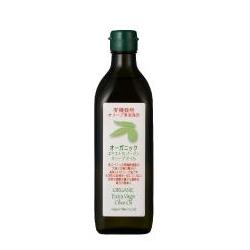 日本橄欖有機臨時演員處女橄欖油450g