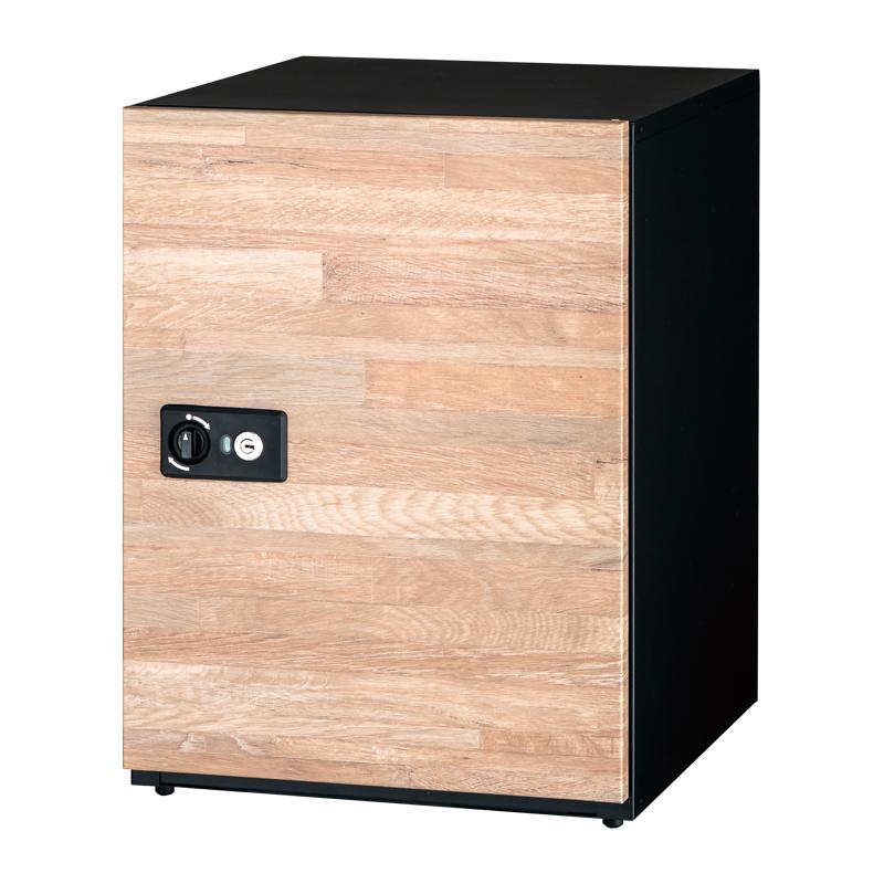 【送料無料】【代引不可】【メーカー直送】宅配ボックス デポ Mサイズ オークブロック GM1-DP-MO