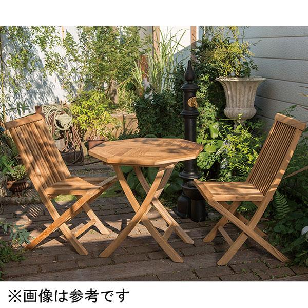 【代引不可】【メーカー直送】ガーデンファニチャー ウッディファニチャー 折り畳みテーブル JB3-20869