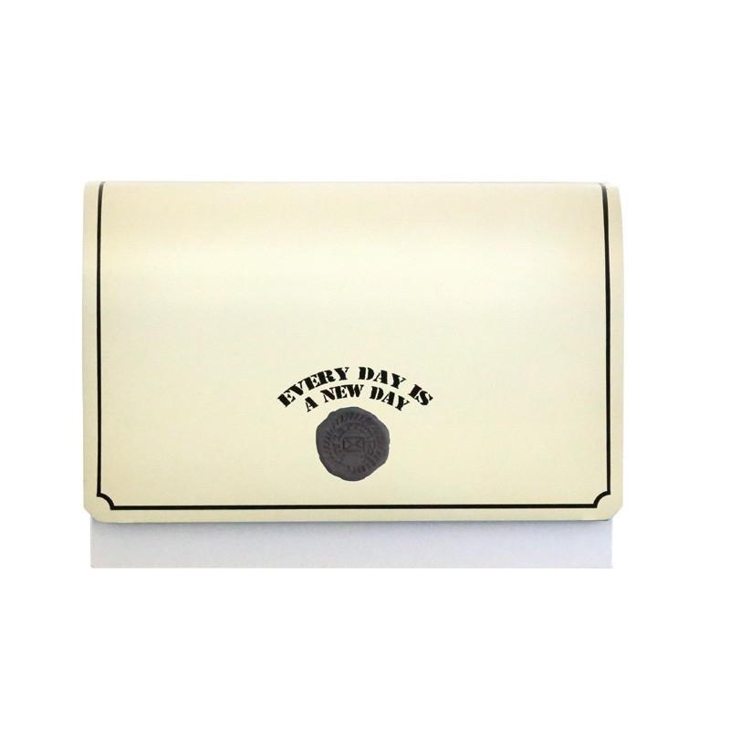 【代引不可】【メーカー直送】ポスト ティーポ ダイナー (鍵無し) (ヴィンテージホワイト) NA1-5TDNVW