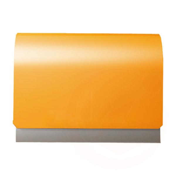 【送料無料】【代引不可】【メーカー直送】Tipo ティーポ(オレンジ)壁掛けポスト 鍵無し