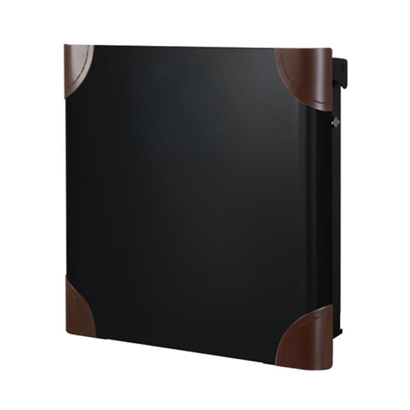 優先配送 Resort 壁掛けタイプ (ブラックマット) ボルサ 【】【メーカー直送】ポスト ヴァリオ (T型カムロック付) Type01-1 ネオ Style NA1-OTO11BM:Pro-エクステリア・ガーデンファニチャー