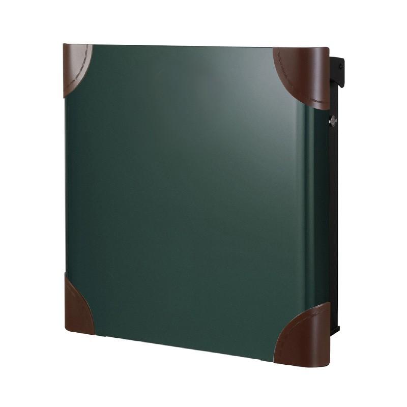 欲しいの NA1-OTO11FG:Pro Type01-1 壁掛けタイプ ネオ Style 【】【メーカー直送】ポスト (フォレストグリーン) ボルサ (T型カムロック付) Resort ヴァリオ-エクステリア・ガーデンファニチャー