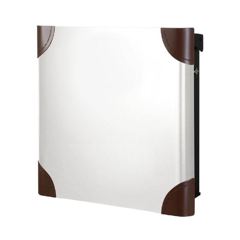 本物の Type01-1 (ホワイト) 【】【メーカー直送】ポスト ボルサ Style NA1-OTO11WH:Pro 壁掛けタイプ ヴァリオ Resort ネオ (T型カムロック付)-エクステリア・ガーデンファニチャー