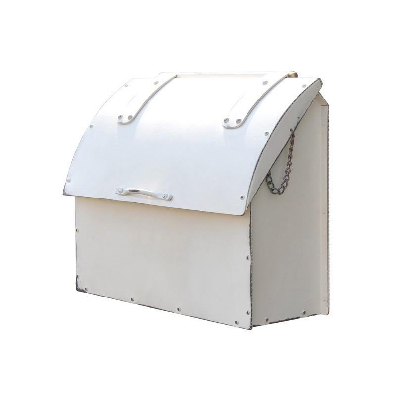 【代引不可】【メーカー直送】ポスト アルトヴァイス メールボックス (鍵付き) (ミルキーホワイト) SR1-AWM2K
