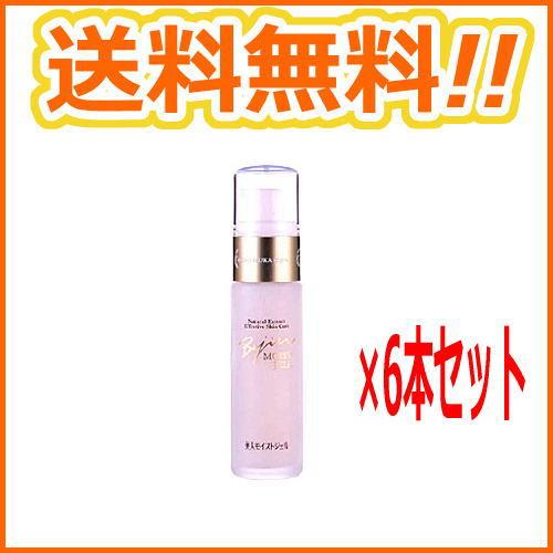 【送料無料】日本盛 米ぬか美人 モイストジェル 40ml×6本セット <保湿ジェル>
