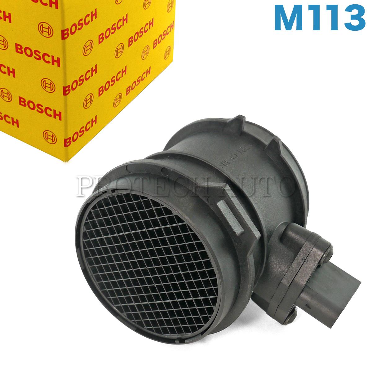 BOSCH製 ベンツ Cクラス W203 M113 V8 エンジン用 エアマスセンサー 1130940048 0280217810 C55AMG【あす楽対応】