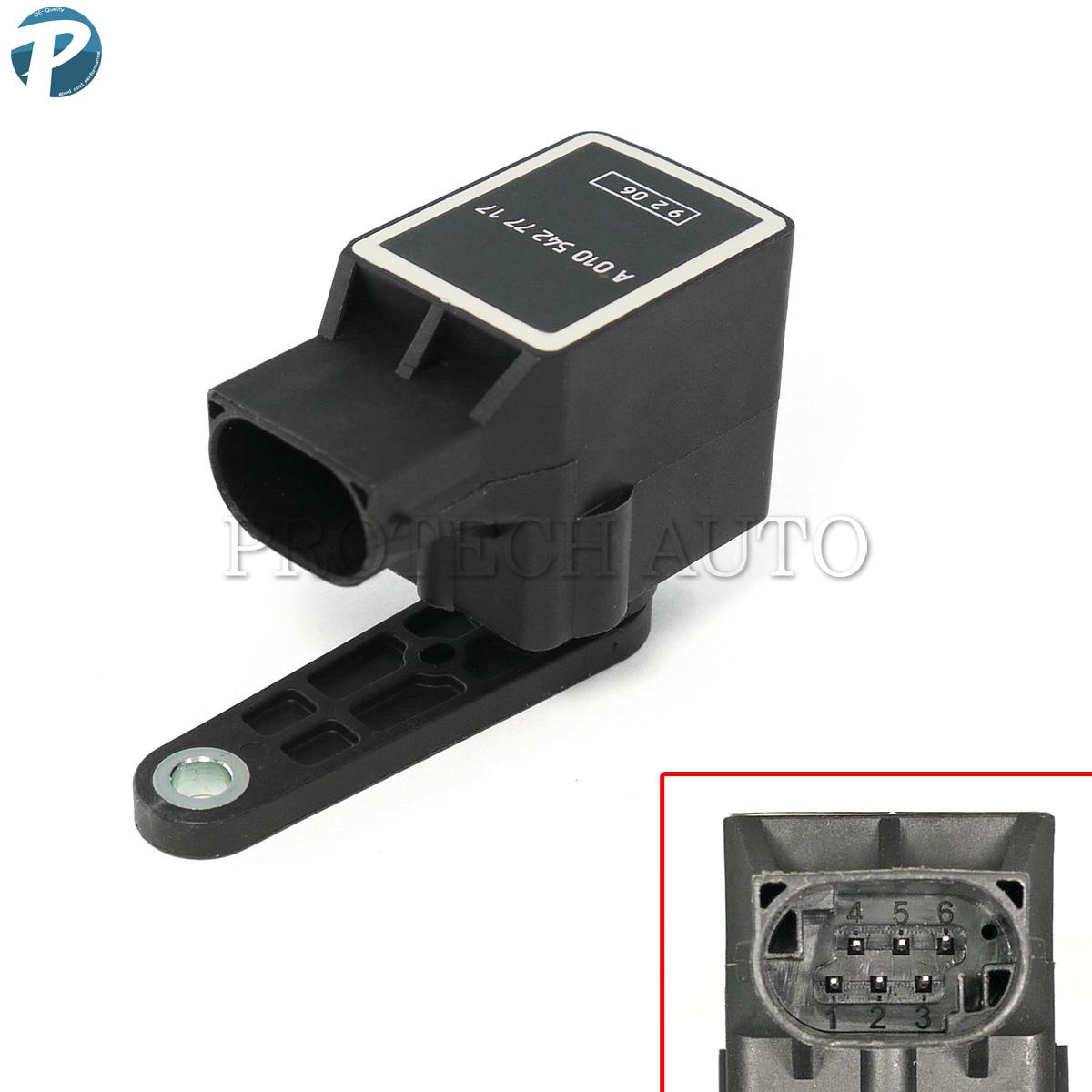 ベンツ Eクラス W211 エアサスハイトセンサー/ハイトレベルセンサー/光軸センサー 0105427717 E240 E320 E430 E250 E280 E300 E350 E500 E550 E55AMG E63AMG【あす楽対応】