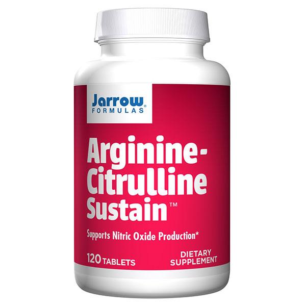 アルギニンとシトルリンで筋トレや代謝をサポート NEW アルギニン シトルリン 新発売 120粒 ジャロウフォーミュラズ Formulas 爆売り 2カ月分 Jarrow