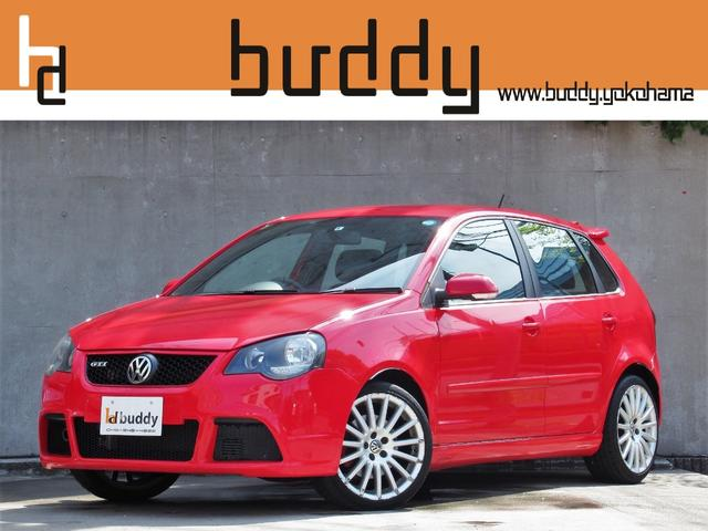 VW ポロ GTIカップエディション5速MTワンオーナー50台限定車(フォルクスワーゲン)【評価書付】【中古】