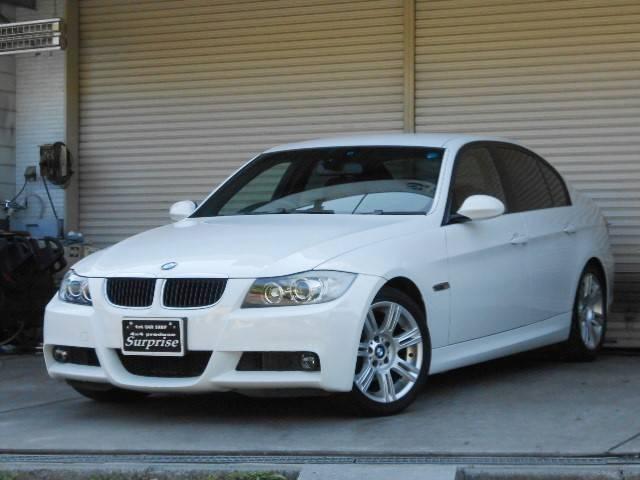 BMW 320i Mスポーツパッケージ HDDナビTV HID(BMW)【中古】