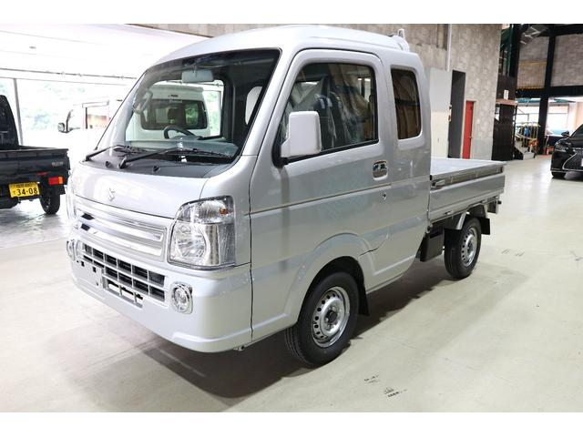 キャリイトラック X スーパーキャリー 4WD ナビ 地デジ ETC LED(スズキ)【中古】