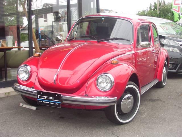 VW ビートル 1300 ディーラー車(フォルクスワーゲン)【中古】