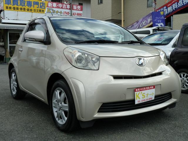 iQ 100G プラス スマートキー(トヨタ)【評価書付】【中古】