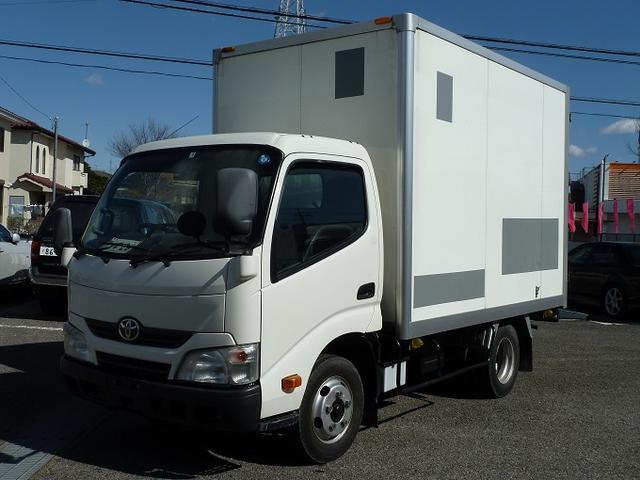 ダイナトラック 2tパネルバン 最大積載量2000キロ フル装備 ETC(トヨタ)【中古】
