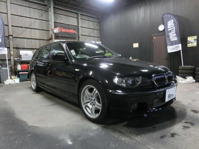 BMW 318iツーリング Mスポ(BMW)【中古】