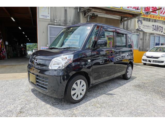 フレアワゴン XG 両側スライドドア ベンチシート オートエアコン(マツダ)【中古】