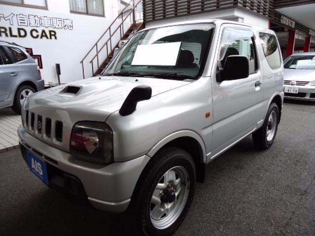 ジムニー XL 4WD 5速MT(スズキ)【中古】