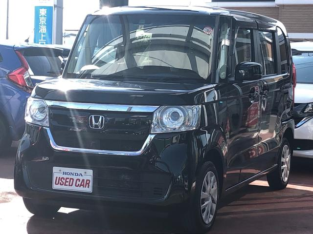 N-BOX G・EXホンダセンシング 4WD ワンオーナー 禁煙車(ホンダ)【評価書付】【中古】