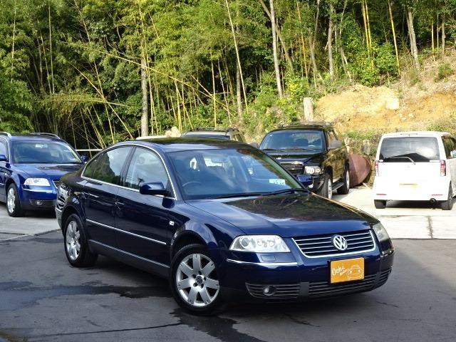 VW パサート V6(フォルクスワーゲン)【中古】