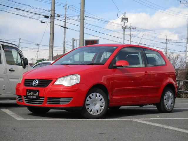 VW ポロ ベースグレード HDDナビ(フォルクスワーゲン)【評価書付】【中古】