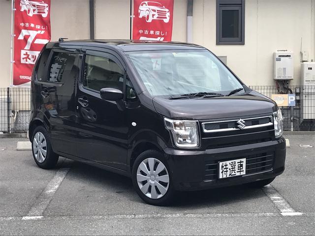 ワゴンR FA キーレス 電格ミラー エアバッグ ABS(スズキ)【中古】