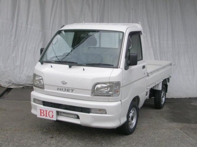 ハイゼットトラック スペシャル 4WD F5速 エアコン パワステ(ダイハツ)【中古】