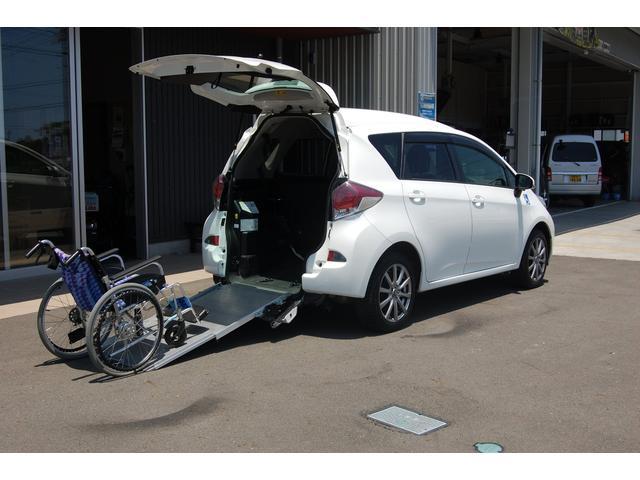 ラクティス X 福祉車両 スローパー 全国1年保証 当店代車(トヨタ)【中古】