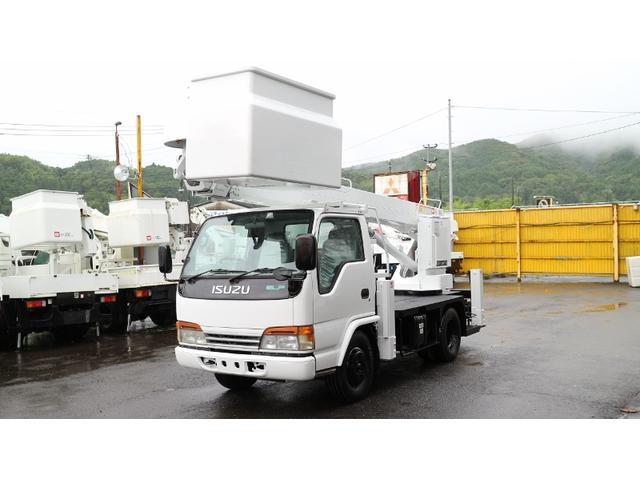 エルフトラック タダノ高所作業車AT130TG(いすゞ)【中古】