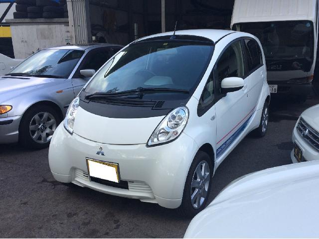 アイミーブ ベースグレード 電気自動車 メモリーナビ(三菱)【中古】