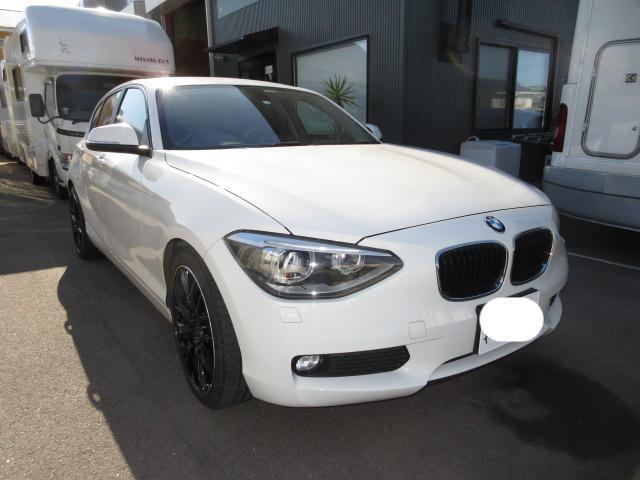BMW 116i(BMW)【評価書付】【中古】