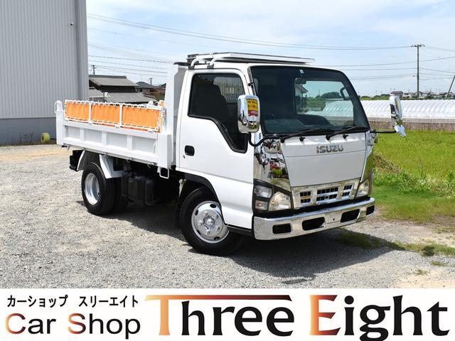 エルフトラック 強化ダンプ SEAL限定商品 中古 期間限定特別価格 いすゞ