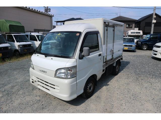 ハイゼットトラック 冷蔵 冷凍 -5度~ オートマ エアコン パワステ(ダイハツ)【中古】