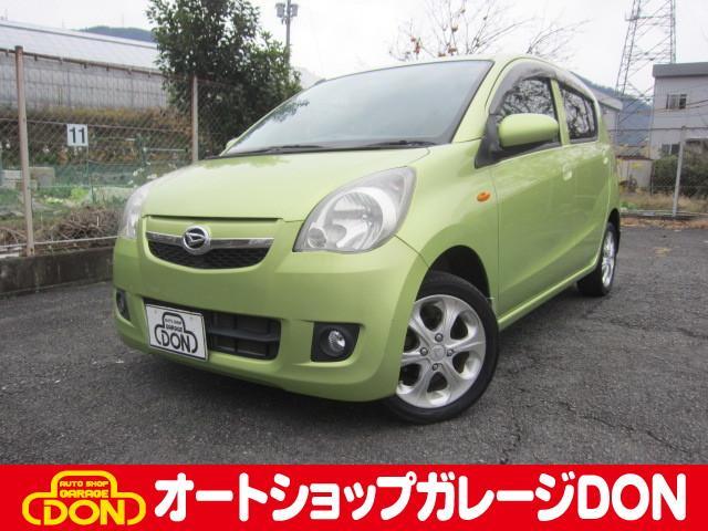 ミラ メモリアルエディション 4WD タイミングチェーン キーレス(ダイハツ)【中古】