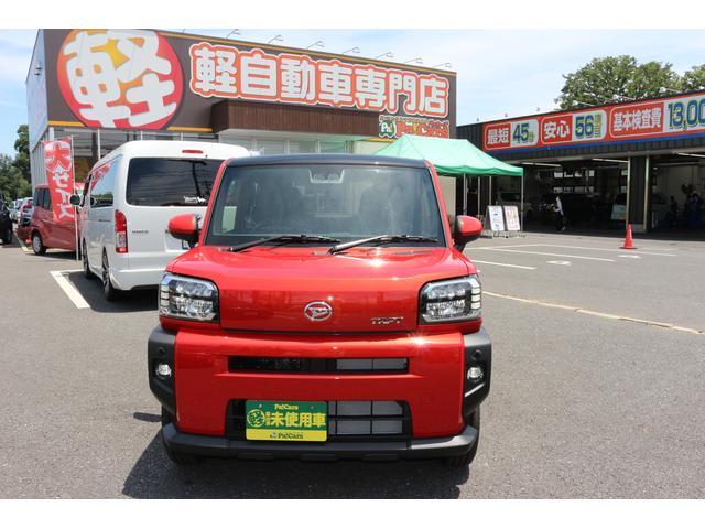 タフト G キーフリー SUV(ダイハツ)【評価書付】