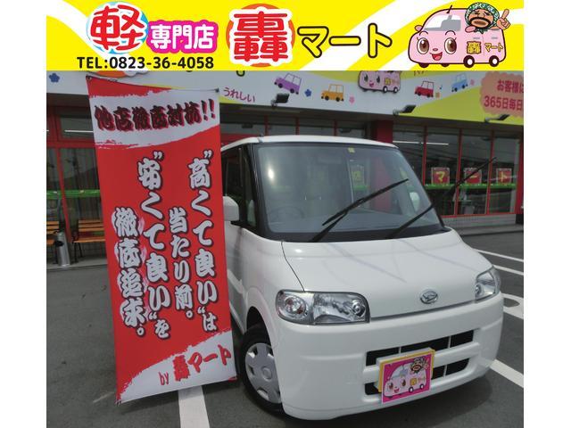 タント L 福祉車輌 スローパー CDデッキ(ダイハツ)【評価書付】【中古】