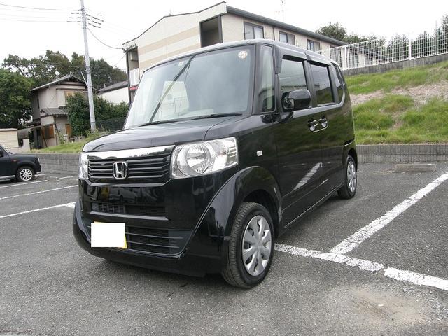 N-BOX G ワンオーナー スマートキー 車検31年10月 CD(ホンダ)【中古】