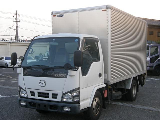 タイタントラック ロング 3トン積み パワーゲート 左電格ミラー HSA(マツダ)【中古】