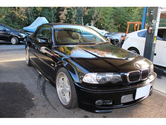 BMW 330Ciカブリオーレ Mスポーツ HID キーレス 革(BMW)【中古】