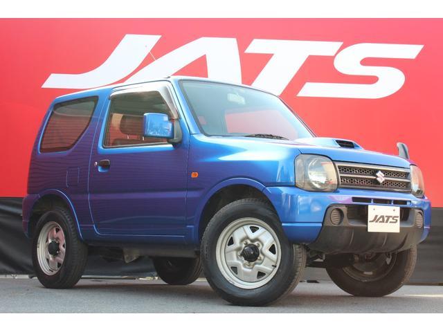 ジムニー XC 4WD 社外1DINデッキ ETC(スズキ)【評価書付】【中古】