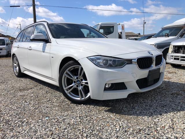 BMW 320dツーリング Mスポーツ(BMW)【中古】