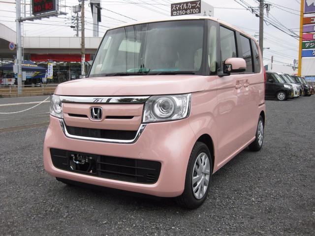 N-BOX G・EXホンダセンシング 禁煙車 メーカー保証 660CC(ホンダ)【中古】
