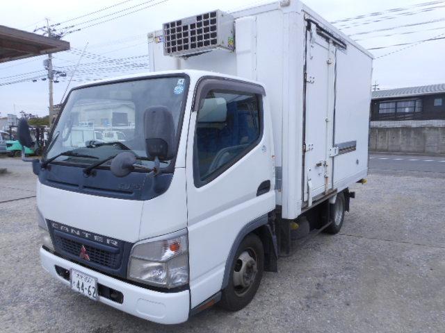 キャンター 1250kg -5度 冷凍車(三菱ふそう)【中古】