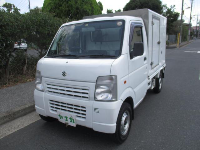 キャリイトラック KC冷凍冷蔵車-20℃ 低温 5マニュアル(スズキ)【中古】