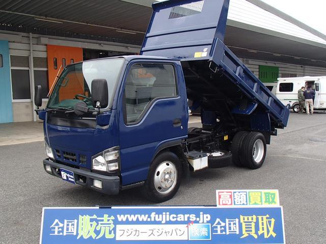 タイタントラック フルワイドロー強化ダンプ(マツダ)【中古】