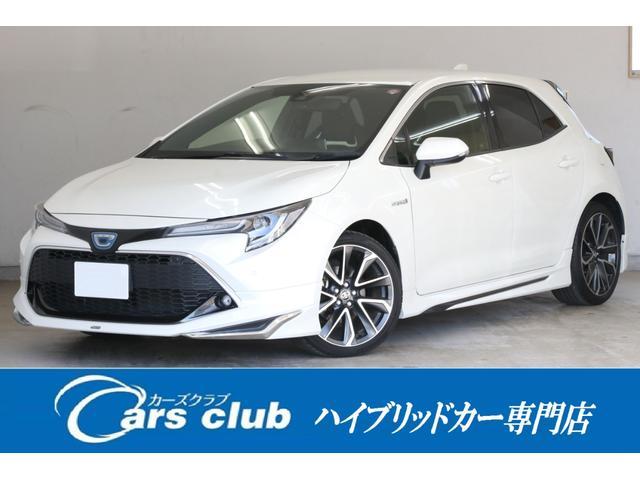 カローラスポーツ ハイブリッドG Z(トヨタ)【評価書付】【中古】