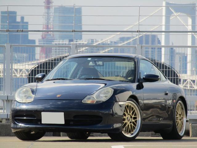 ポルシェ 911カレラ BBS19インチアルミ バケットシート(ポルシェ)【中古】