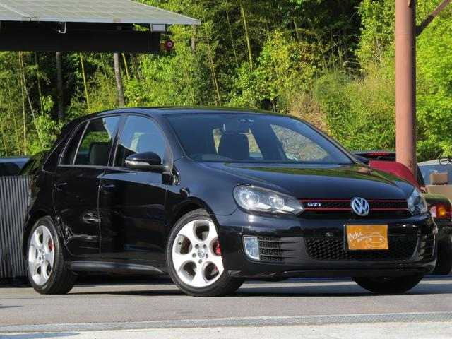 VW ゴルフ GTI・純正ホイール・ETC・インジェクター4本新品交換済み(フォルクスワーゲン)【中古】