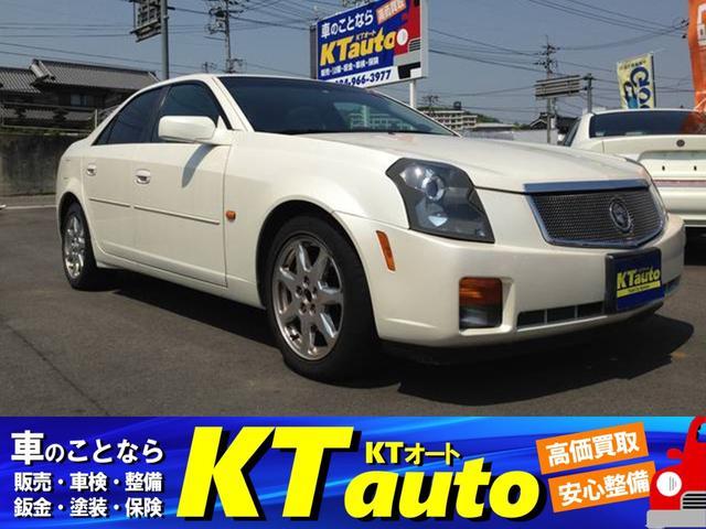 キャデラック 左H D車 CTS SR(キャデラック)【評価書付】【中古】 革 3.2L