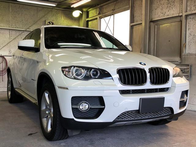 BMW X6 xDrive 35i(BMW)【中古】